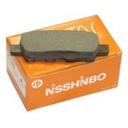 Колодки Nisshinbo PF-1267 фото