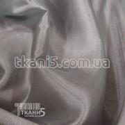 Ткань Тафта хамелеон ( серый ) 1487 фото