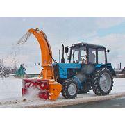 Снегоочиститель ФРС-200М фото