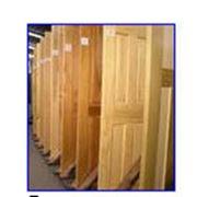 Двери деревянные от производителя. фото