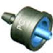 Капельница-дриппер 6л/ч (серый)компенс. давл.антидренаж DCS60 фото