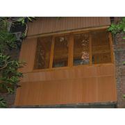 Деревянные балконы. балконные блоки, компания, киев, цены на.