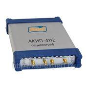 Ифровой стробоскопический USB-осциллограф АКИП-4112, АКИП-4112/1 фото
