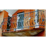 Ограждения балконов лестниц фото