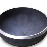 Заглушки стальные ГОСТ 17379, исп.2, сталь 20 и оцинк фото