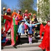 Организация детских праздников и Дней Рождений. фото