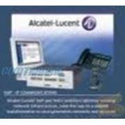 Програмный ключ ALCATEL-LUCENT Network ABC up to 50 ext (3BA09822AA)