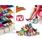 Органайзер для обуви Amazing Shoe Rack фото