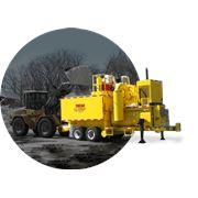 Установка TRECAN 60-PD - одна из самых популярных моделей снегоплавилок