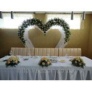 Свадебная арка фото