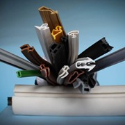Уплотнители для алюминиевых конструкций фотография