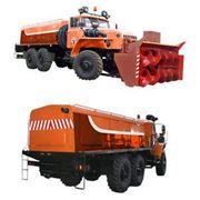 Снегоуборочная машина РСУ 9531 Е фото