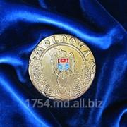 Медали с нанесением герба, флага фото