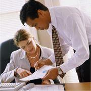 Консультации по вопросам организации бухгалтерской службы на предприятии фото