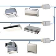 Системы кондиционирования воздуха в Астане фото