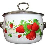 Кастрюля сфера 2 литра Strawberry 1SС165S фото