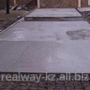 Устройство бетонного покрытия фото