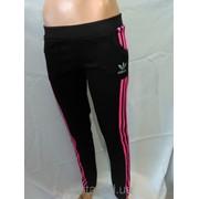 Женские спортивные штаны код 1141 фото