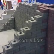 Кирпич Лего серый фото