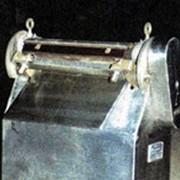 Машина для снятия шкурки со шпига (130 кг/ч.) К7-ФСШ фото