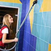 Комплексная уборка помещений послестроительных и отделочных работ фото