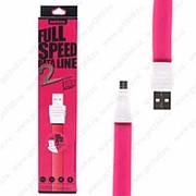 USB Data Кабель Remax FULL SPEED2 для Samsung (micro) фото