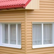 Сайдинг FineBer Блок-хаус (q) фото