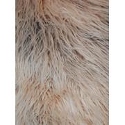 Искусственный мех с отделкой под овчину АДЖС-3067 Е0 фото