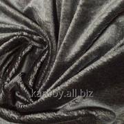 Вельбоа черный фото