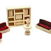 Мебель для домика Зал фото