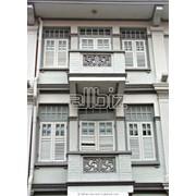 Мытье балконов и лоджий