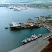 Погрузка и разгрузка, сопровождение, портовое и доковое обслуживание судов фото