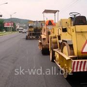 Дорожное строительство, Купавна фото