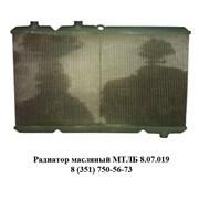 Радиатор масляный МТЛБ 8.07.019 фото