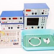 Учебный модульный комплекс Электричество и магнетизм фото