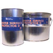 Двухкомпонентный жидкий защитный материал Chester Surface Protector D 25кг Материалы эпоксидные фото