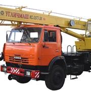 Кран КС-3577-3К фото