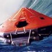 Плот спасательный морской ПСН-20МК фото