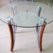Столы стеклянные фото