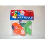 Воздушные шары сердце 5 стандарт (цвета) (шт.) фото