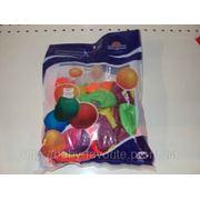 Воздушные шары 12 дюй. неон (дс 3) (шт.) фото