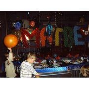 Украшение воздушными шарами дня рождения в днепре