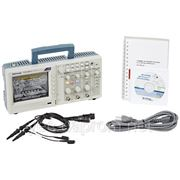 Осциллограф цифровой Tektronix TDS2001C 50 MHz 2 Channel Digital Storage Oscilloscope фото