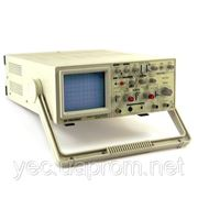 BK 2120B 30 MHz 2-Trace Oscilloscope with Probes