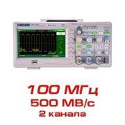 Цифровой осциллограф,100 МГц фото