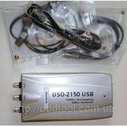 Hantek DSO-2150 - Цифровой USB-осциллограф 60MHz 2 измерительных канала фото