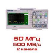 Цифровой осциллограф, 50 МГц фото