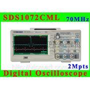 Цифровой осциллограф SIGLENT SDS1072CML фото