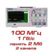 "Цифровой осциллограф ""SDS1102СNL"" (100 МГц, 2 канала) фото"