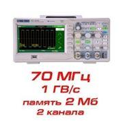 Цифровой осциллограф, 70 МГц фото